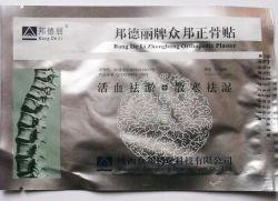 Лечебные пластыри для суставов эффективность китайских средств для лечения