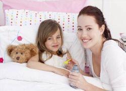 клацид для детей суспензия