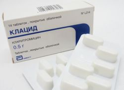 клацид лекарство