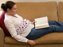 Когда у беременных появляется живот
