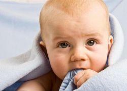 Коньюктивит у новорожденных