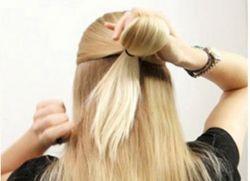 مدل موهای زیبا به سرعت و به آسانی 2