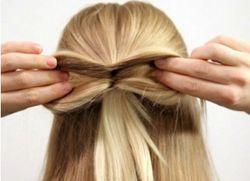 مدل موهای زیبا به سرعت و به آسانی 3