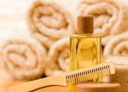 масло перечной мяты для волос