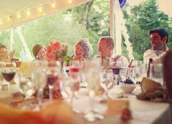 Салаты на свадьбу летом