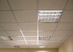 Модульные светильники для подвесных потолков