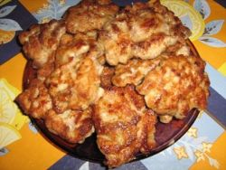 Как приготовить мясо по албански из курицы