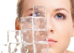 как снять отек с лица после ушиба