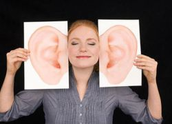 Капли в уши с антибиотиком