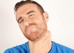 ком в горле тяжело дышать