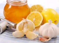 Мёд лимон чеснок рецепт