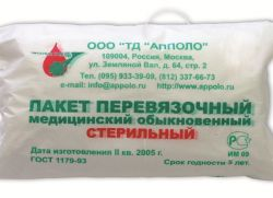 венозное кровотечение первая помощь