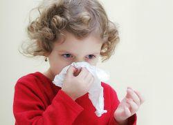 Носовые кровотечения у детей лечение