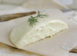 обезжиренный белый сыр