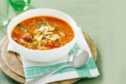 Чечевичная похлебка с чесноком – кулинарный рецепт