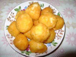 Картофельные шарики с сыром картофельные шарики с сыром рецепт с пошагово 126