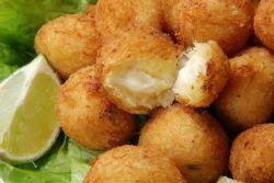 Сладкие картофельные пончики - рецепт пошаговый с фото