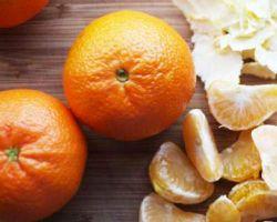 сварить компот из мандаринов