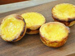 португальские пирожные с заварным кремом