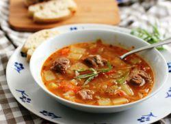 рецепт харчо с бараниной