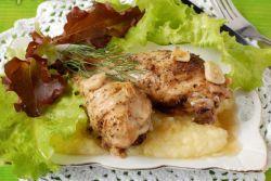рецепт тушеной картошки с курицей