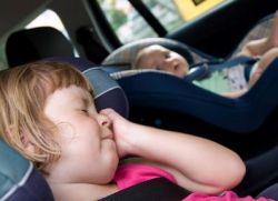 почему ребенка укачивает в машине