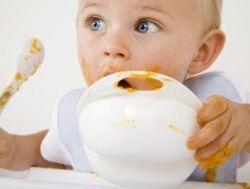 Рацион питания ребенка 12 месяцев