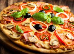 рецепт вкусной пиццы на сковороде