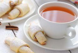 """Печенье """"Рогалики"""" – кулинарный рецепт"""
