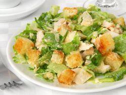 Черный цезарь салат рецепт