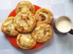 Тесто на шаньги с картошкой рецепт