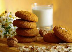 сколько калорий в овсяном печенье