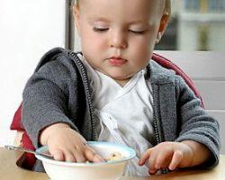 сколько смеси должен съедать ребенок
