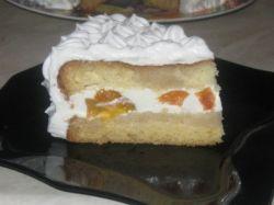 творожно сметанный десерт с желатином