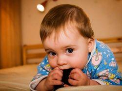 Социальная ситуация развития младенца