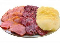 Список вредных продуктов питания