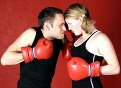 Ссоры с мужем