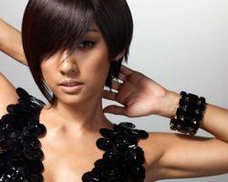 Стильные стрижки для коротких волос
