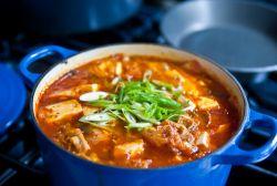 суп кимчи рецепт