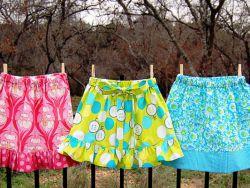 сшить школьную юбку для девочки своими руками