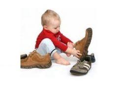 020762782 Зимняя ортопедическая обувь для детей