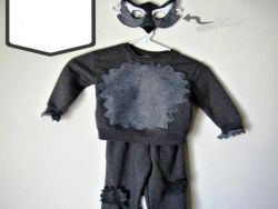 Новогодний костюм волка для мальчика своими руками фото 954