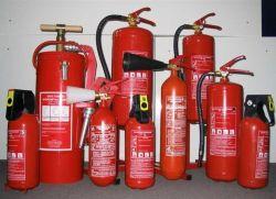 Устройство и правила пользования углекислотным огнетушителем