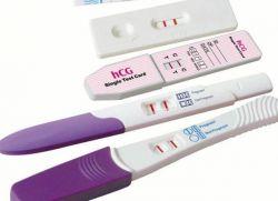 тест на беременность на ранних сроках