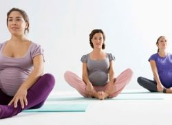 Уроки дыхания при родах
