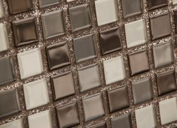 Цвет затирки для коричневой плитки