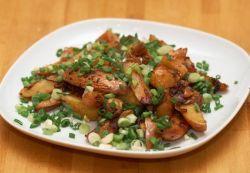Картошка с лисичками жареная рецепт с пошагово в 32