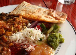 Блюда в Red India Rock Café