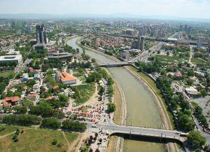 Река Вардар