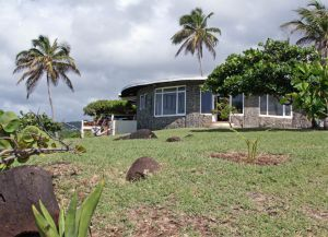 Отель Cabier Ocean Lodge